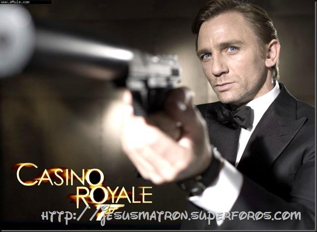 frases de 007 casino royale